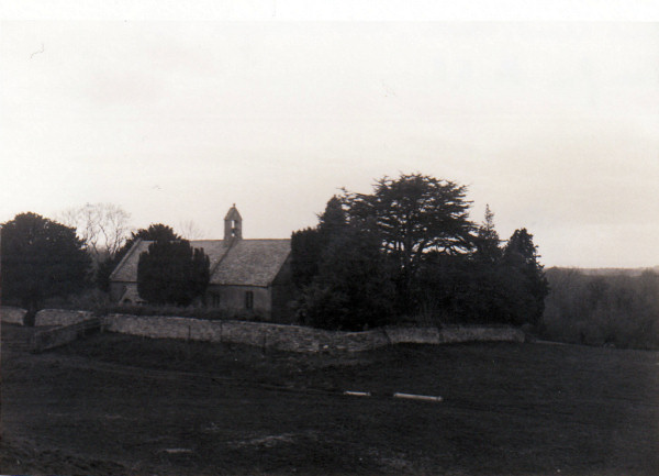 St. Leonard's Church from the South East